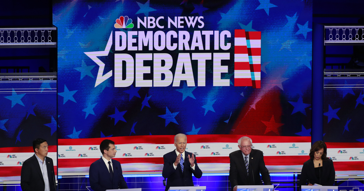 In our opinion: After the first Democratic debates, here's what to...