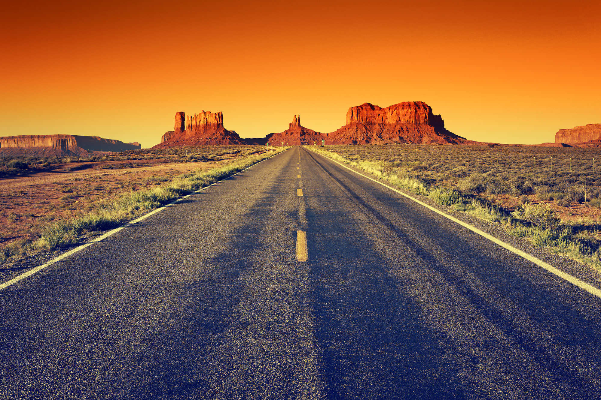 Monument Valley Highway  Scenic Drive Utahcom - Us highway route map