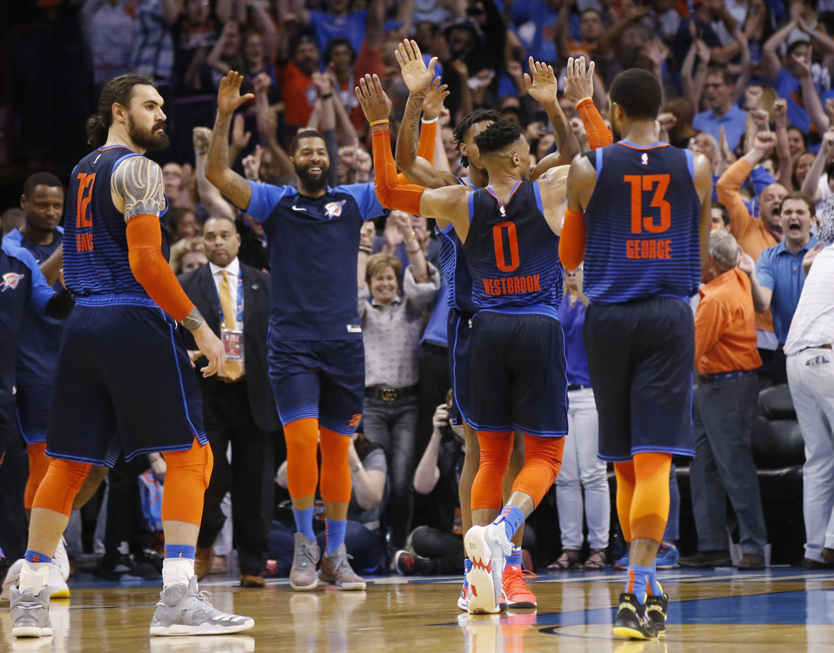 99d1e2e5f1e What the Jazz can learn from Houston Rockets  recent loss to the OKC Thunder