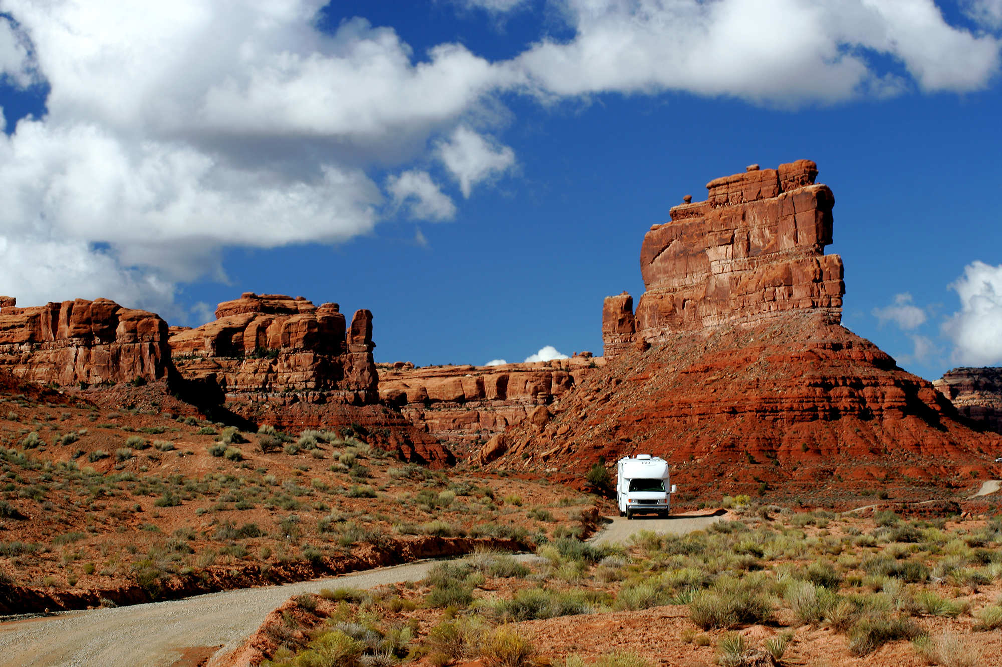Camping with an RV | Utah com