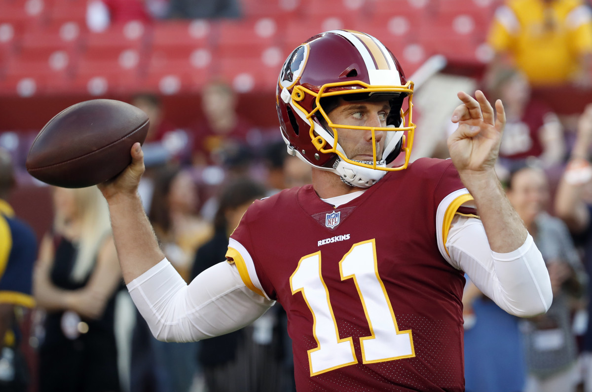 5b6a59d8 Bleacher Report: Can the Washington Redskins replace Alex Smith ...