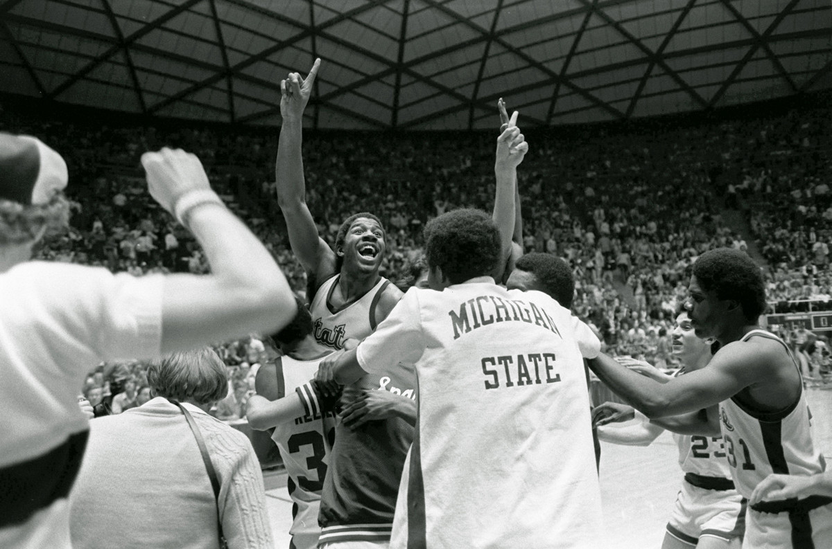 0e0828e3 40 years ago, the Final Four came to Utah and gave fans Bird vs. Magic —  and the tournament hasn't been the same since