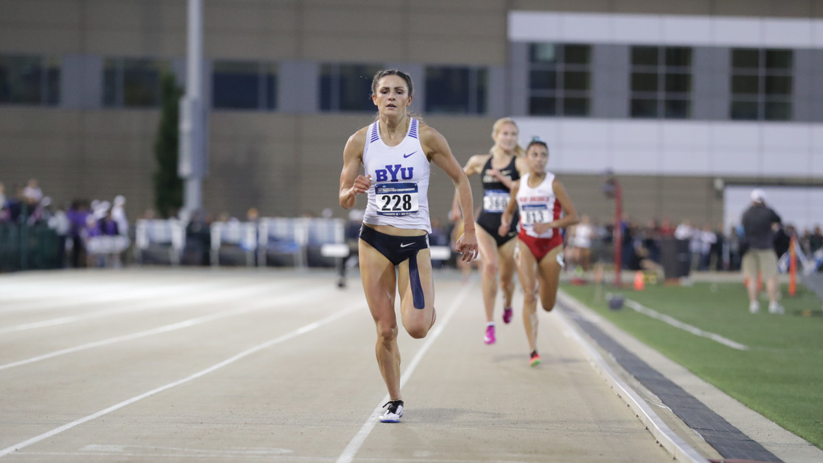 How the BYU's women's track team rewrote the record books this