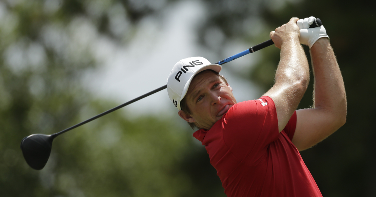 This former BYU golfer is back in town for Utah Championship with...