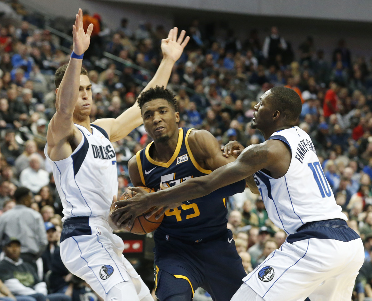 987dd0cebe82 Utah Jazz lose to Dallas Mavericks by 50