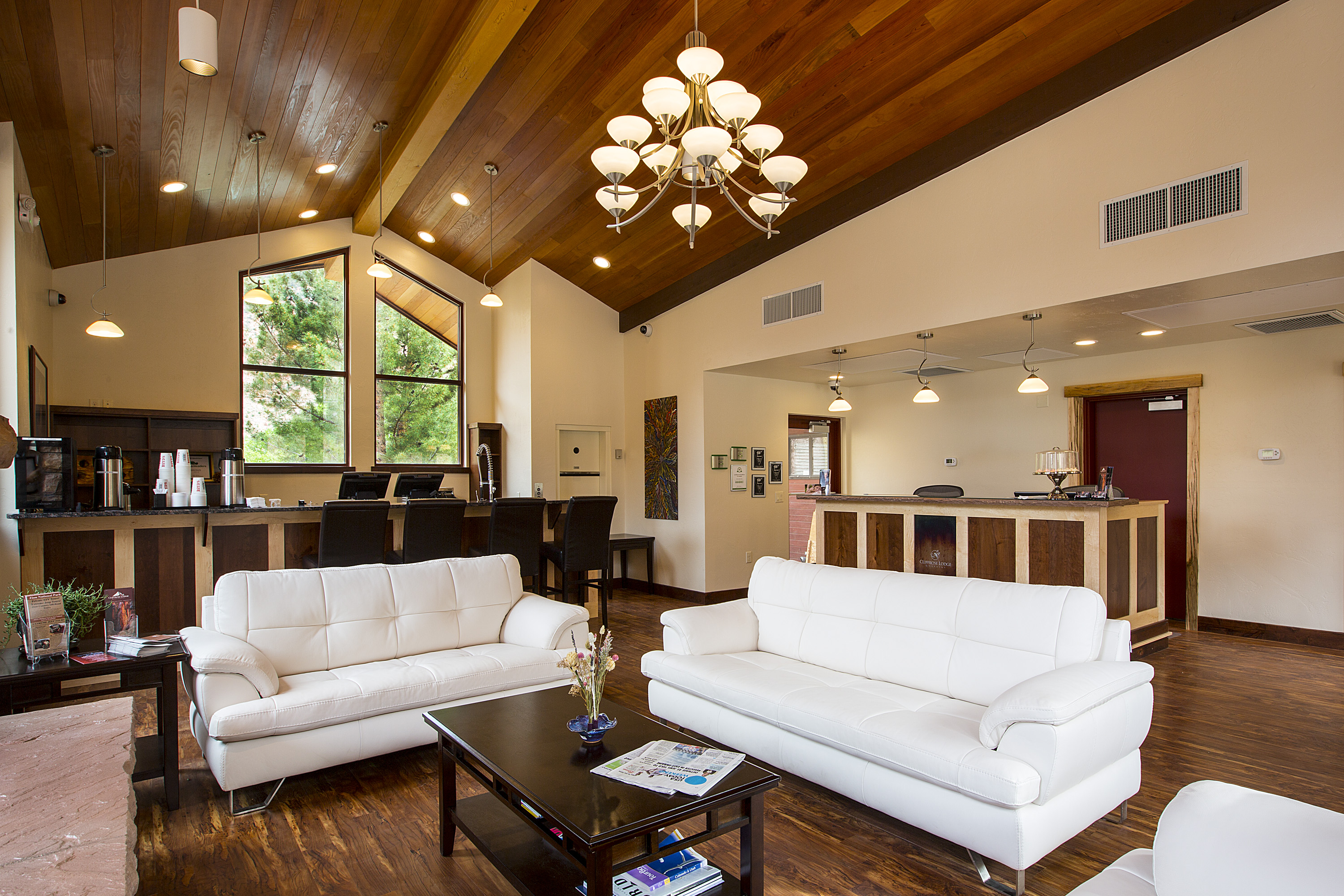Cliffrose Lodge U0026 Gardens Is Nestled In The Heart Of Zion Canyon Bordering  Zion National Park Along The Virgin River. A Truly Serene Riverside  Location That ...