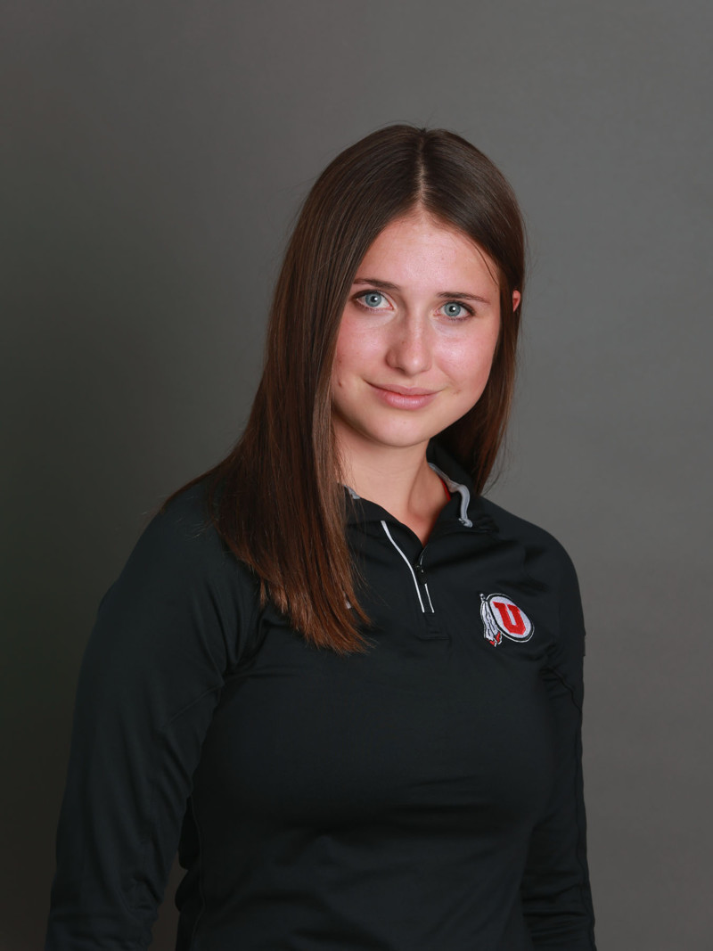 Lauren McCluskey, of Pullman, Washington, is pictured on Aug. 30, 2017. McCluskey a senior and star on the University of Utah track team, was shot and killed on campus late Monday, Oct. 22, 2018.