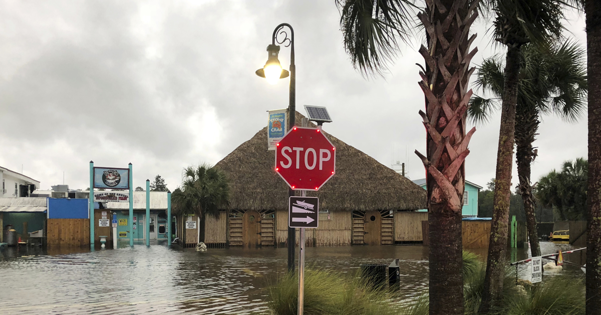 Here's where you can watch Tropical Storm Michael live