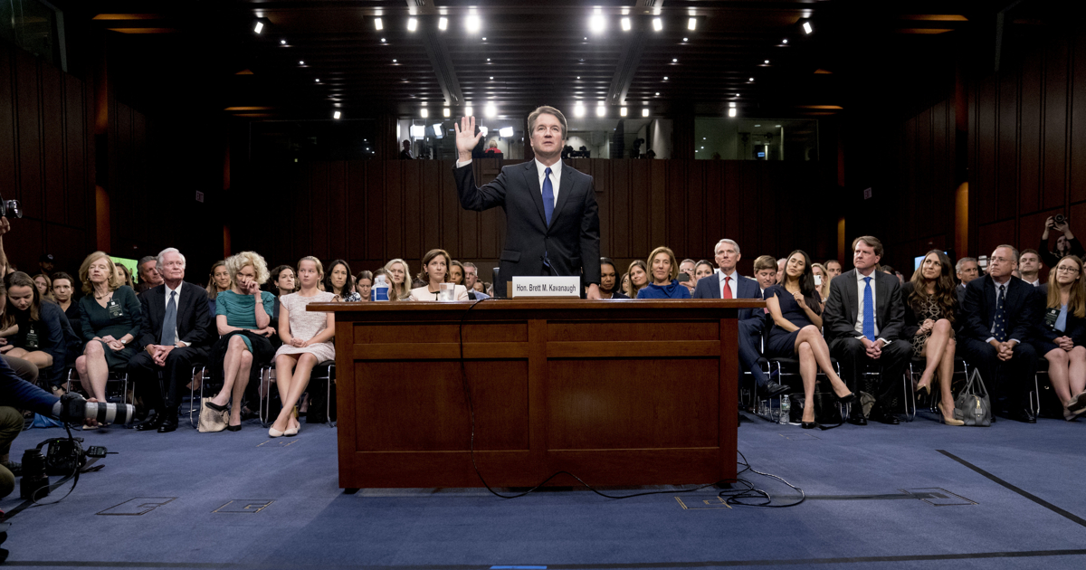 GOP says time running out for Kavanaugh accuser to talk | Deseret News