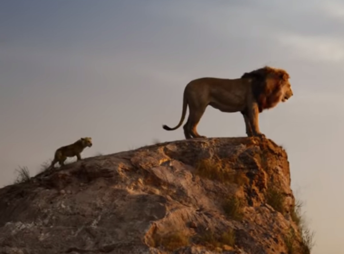 Watch the newest nostalgia-packed 'Lion King' trailer ...