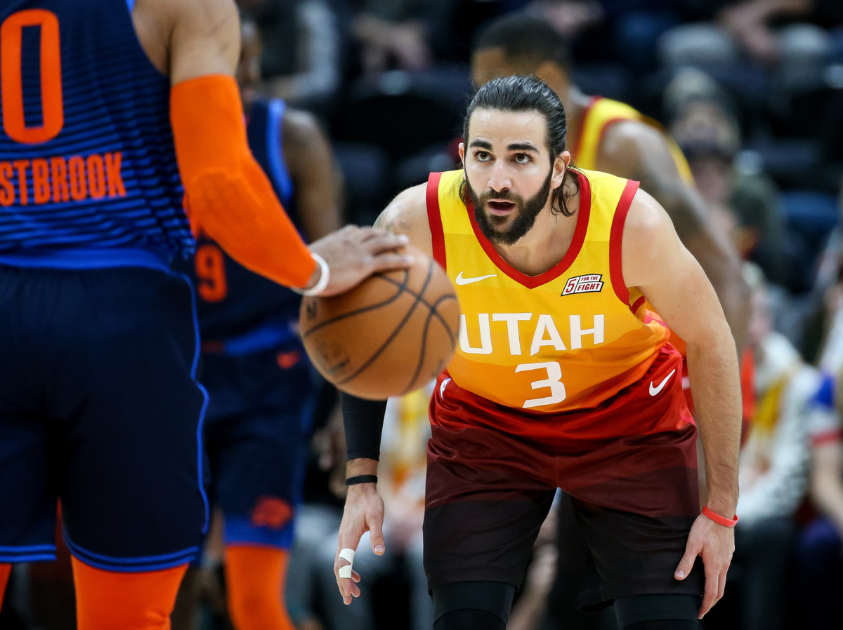 52e5fc25c9df Friends forever  Jazz have big decision to make with Ricky Rubio ...