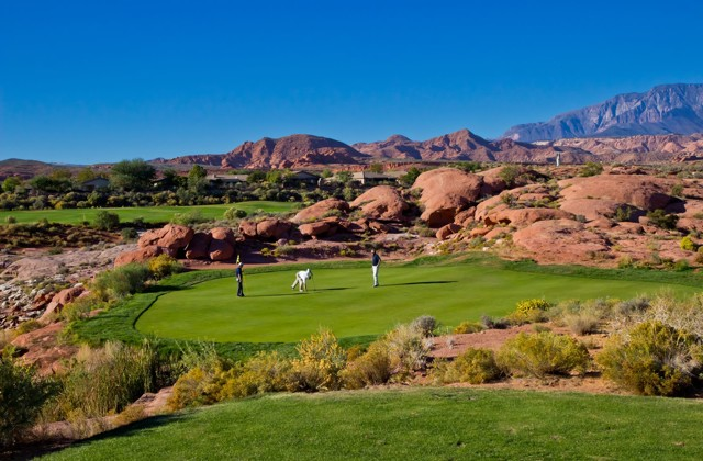 Image result for Coral Canyon Golf Course