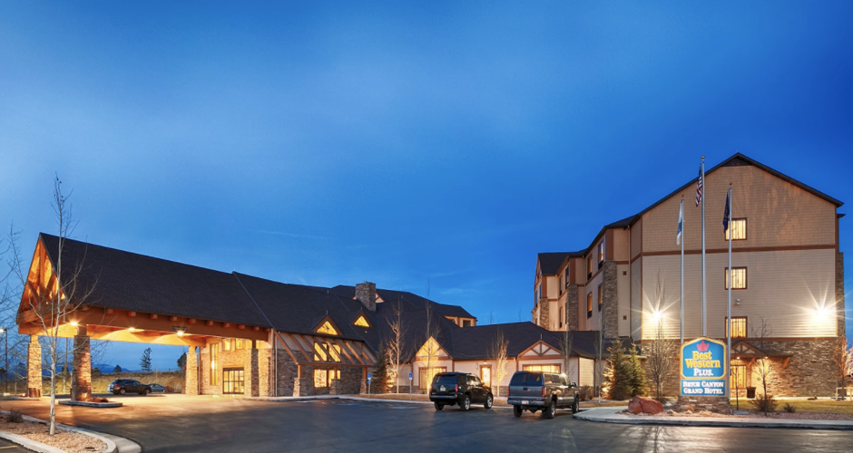 A Complimentary Breakfast Every Day And Beautiful Scenery All Around You That S Exactly What Will Be Getting At The Best Western Plus Bryce Canyon