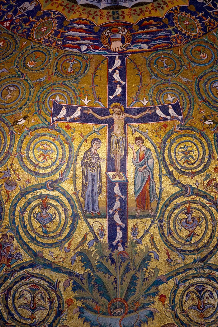 How The Father And The Son Were Depicted In Early Christian Art