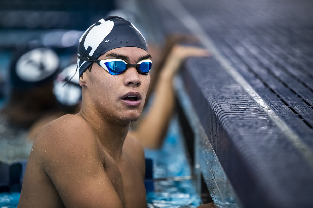 703fe56bd7a19 Freshmen BYU swimmers dominate on third day of MPSF | Deseret News
