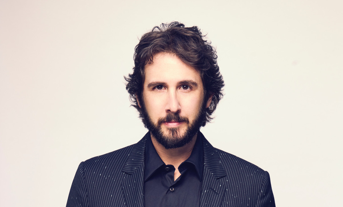 This is what Josh Groban thinks about Utah, the 2002 Olympics and ...