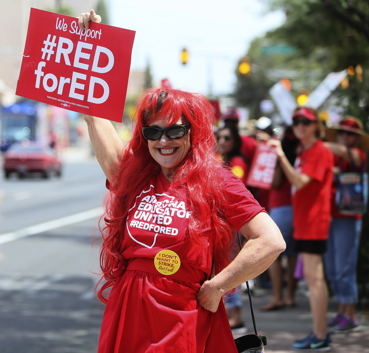 Moment Or Movement: Will Teacher Strikes Bring Lasting