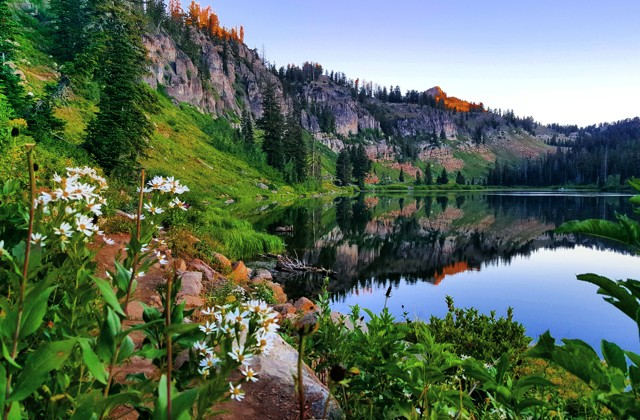 Tony Grove Lake Hiking Trail | Utah com
