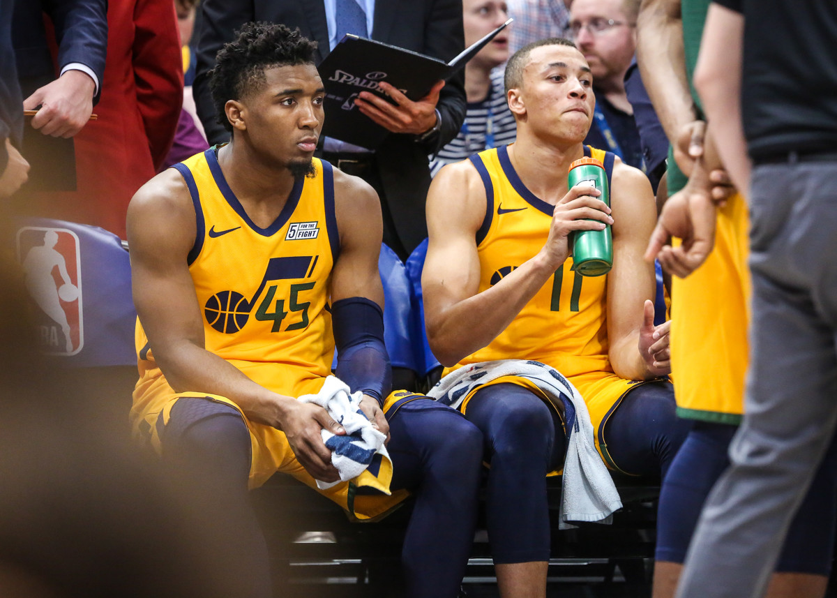 jazz searching for consistency as new york knicks come to town