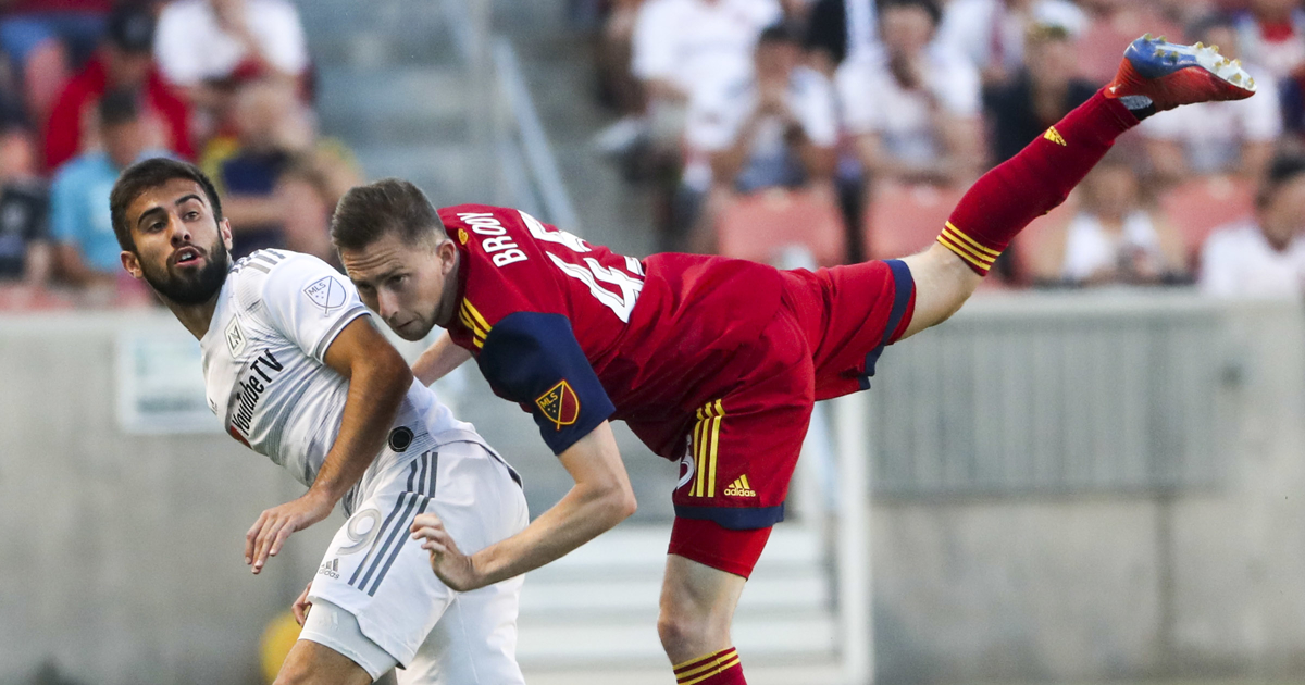 What, if anything, can be taken away from Real Salt Lake's 3-0 'one-off' U.S. Open Cup loss?