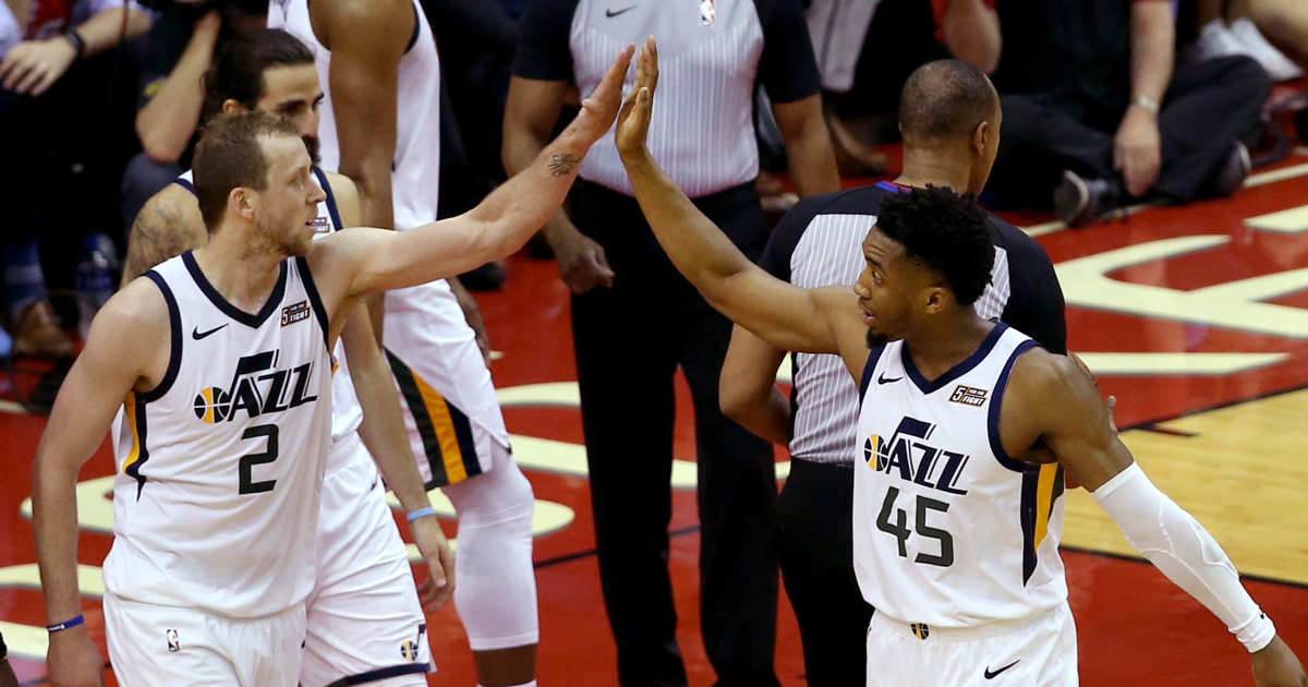 Here's where the Utah Jazz rank following this year's free agency...