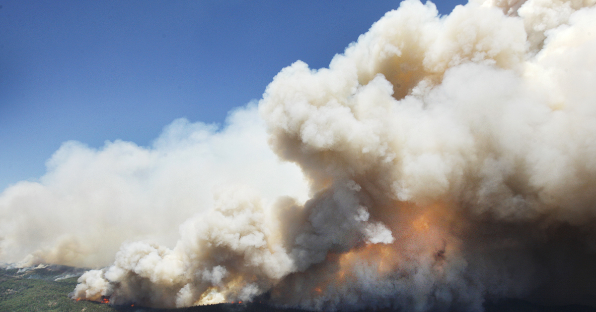 Judge moves case for man charged with starting Brian Head Fire | Deseret News