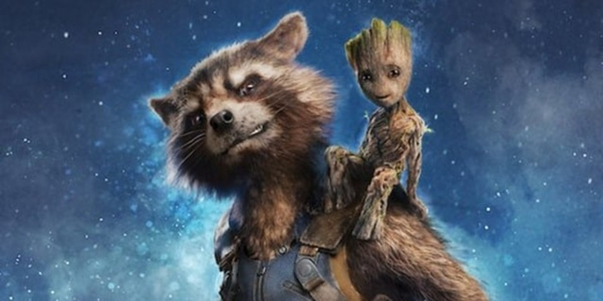 guardians of the galaxy director reveals what groot said to rocket