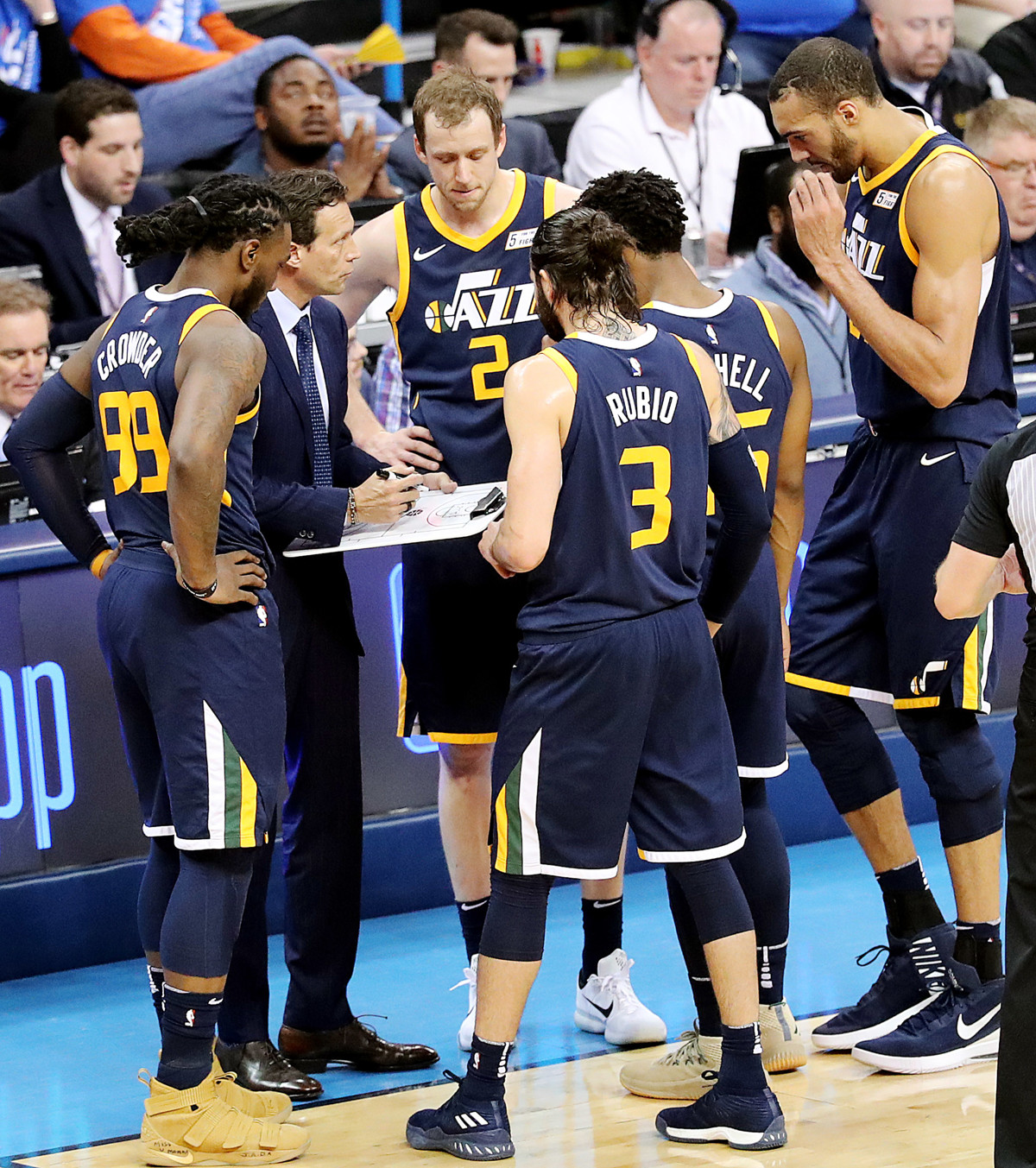 5baacadc36f Six questions for the Utah Jazz heading into the 2018-19 season ...