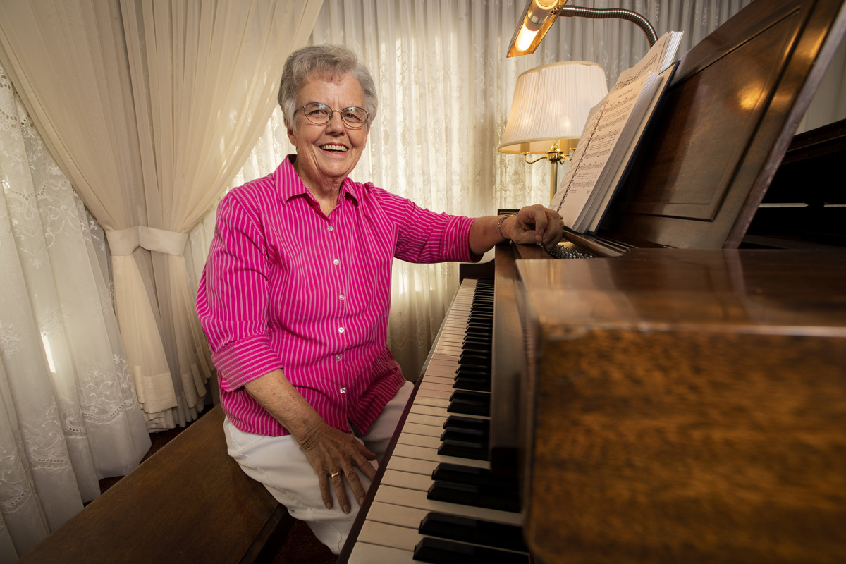 Beloved church songwriter Janice Kapp Perry weighs in on the