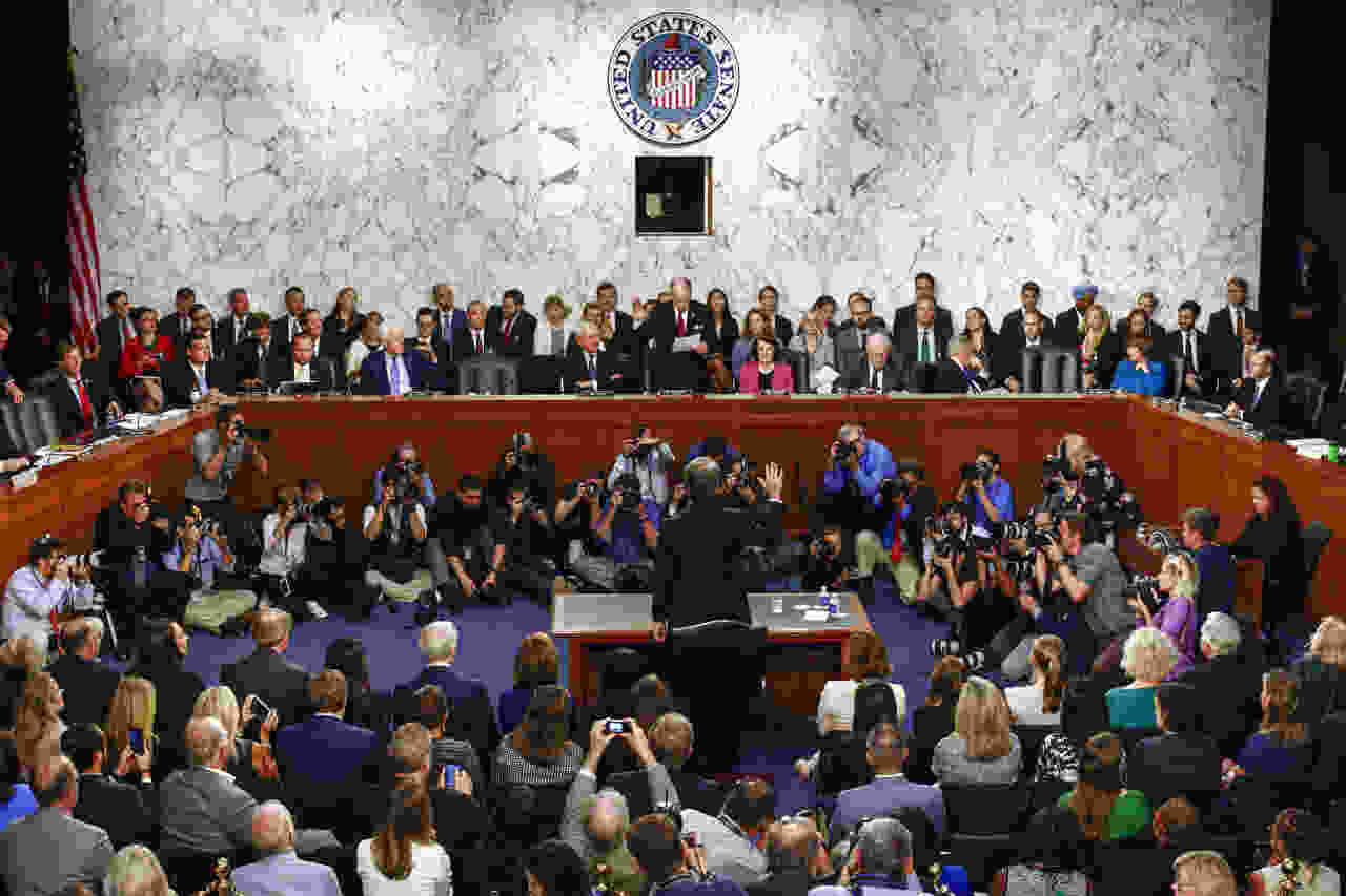 In our opinion: Fixing Senate hearings is as easy as 'School House