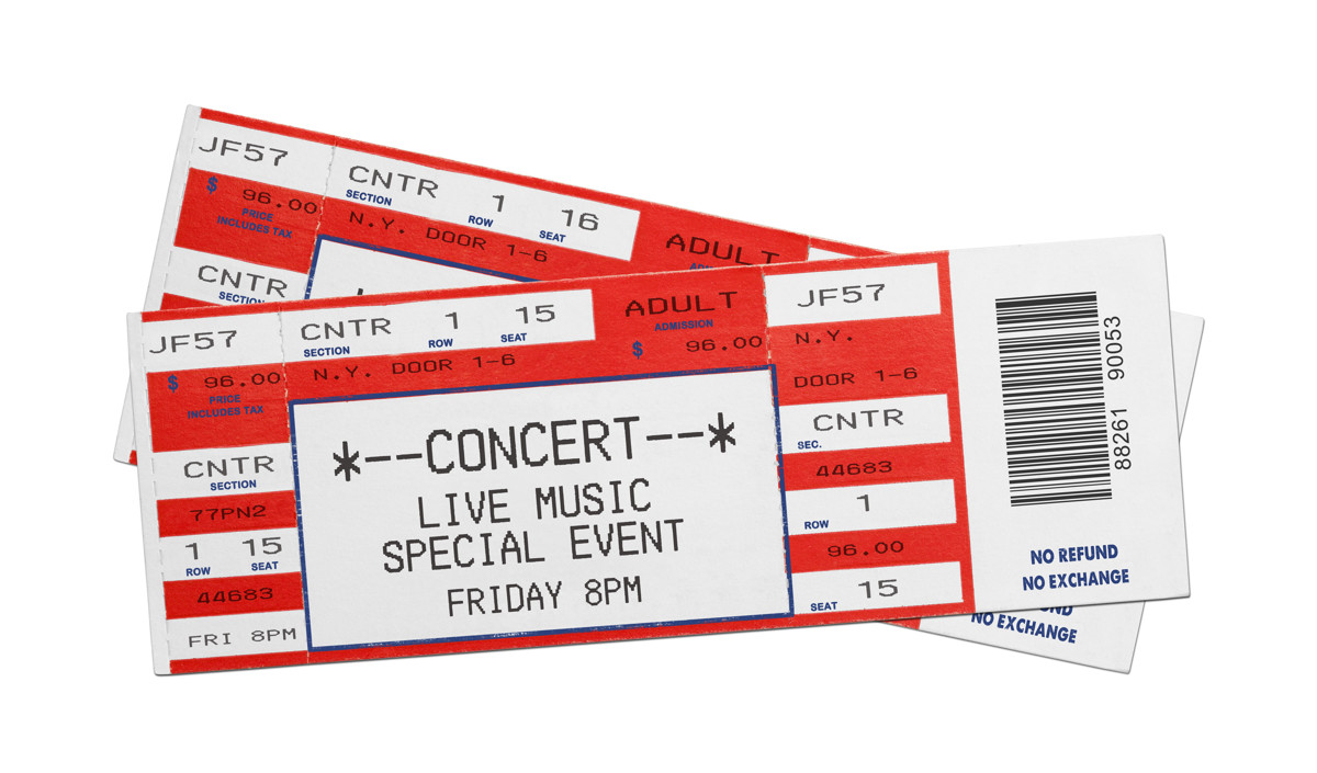 man printed sold fake concert tickets police say deseret news