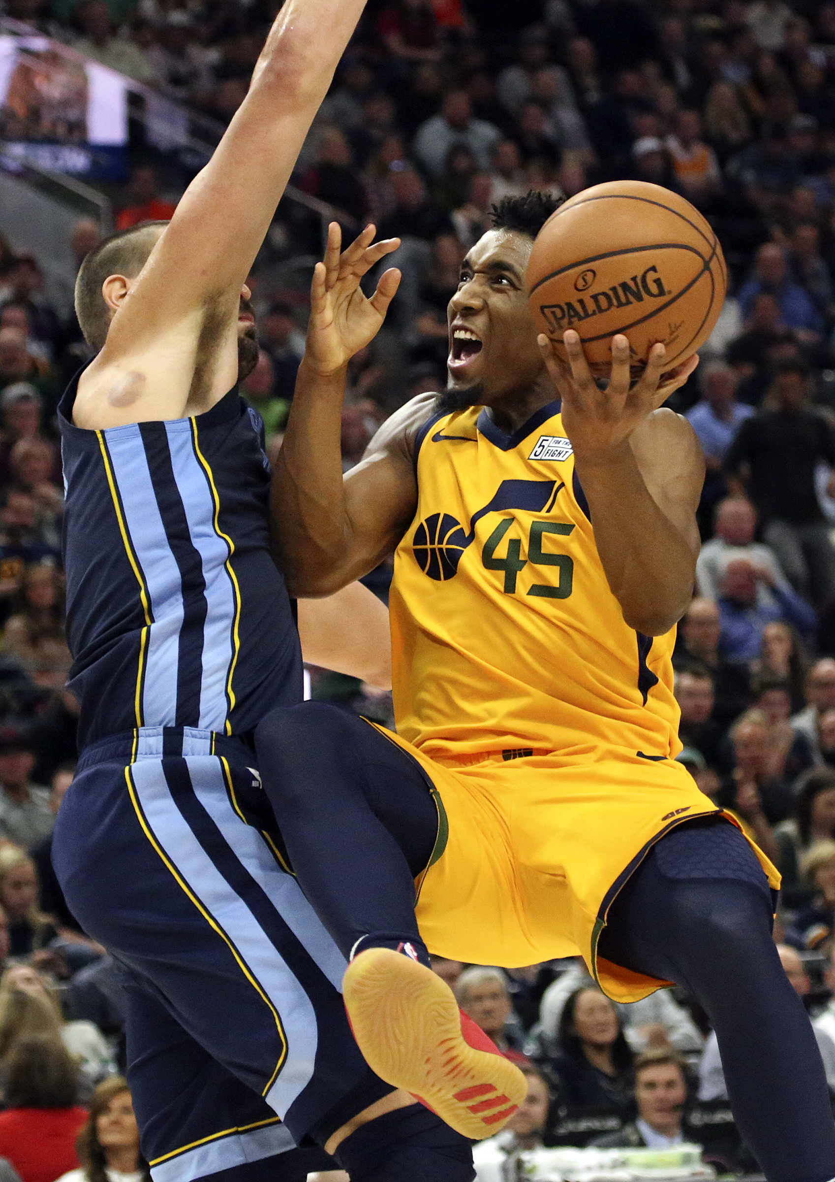 Brad Rock: Utah Jazz will feel loss to Memphis on the other end of season
