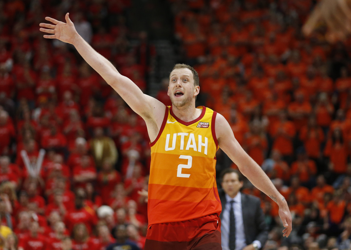 Morning links  Will the Utah Jazz be the 2nd-best team in the West   Joe  Ingles for prime minister  f37ded513