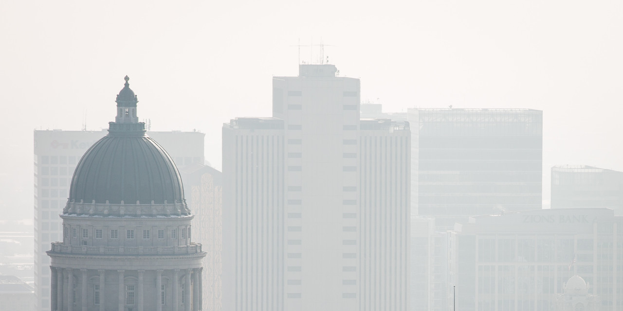 What's stopping Utah's Legislature from solving the air