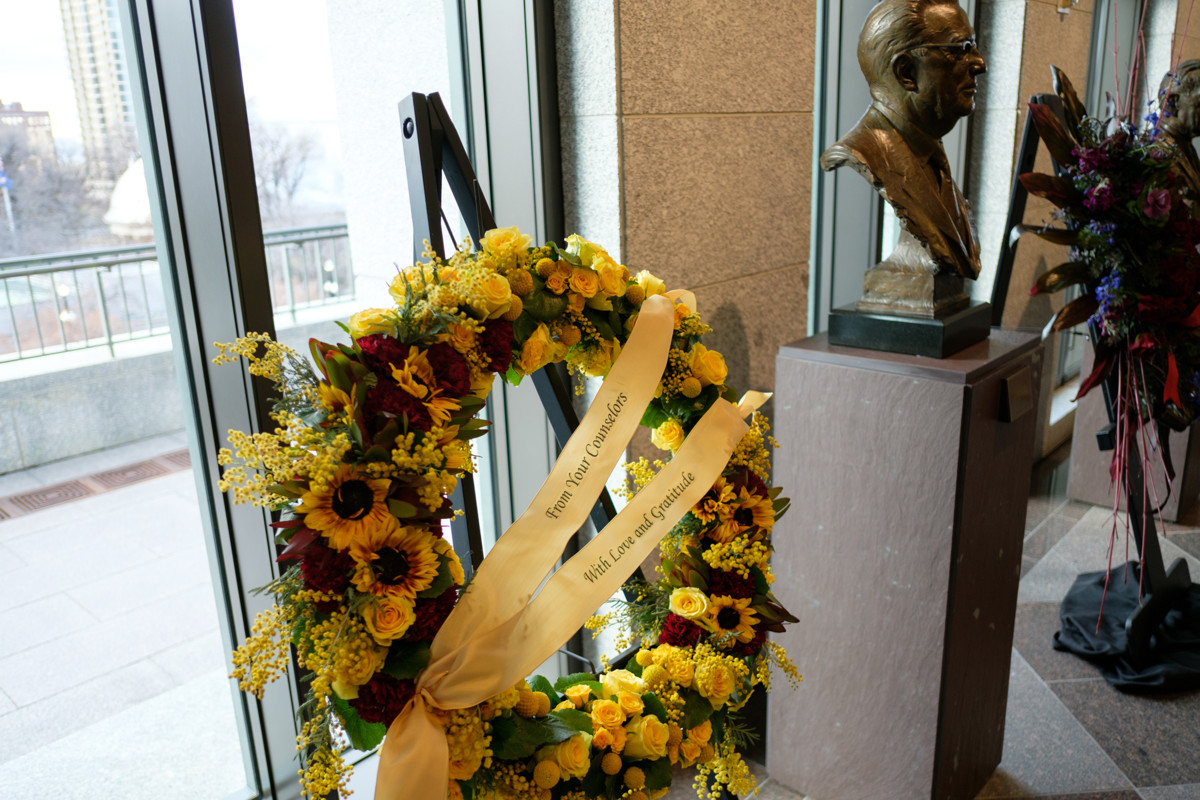 How To Attend And Watch The Funeral For President Monson Deseret News