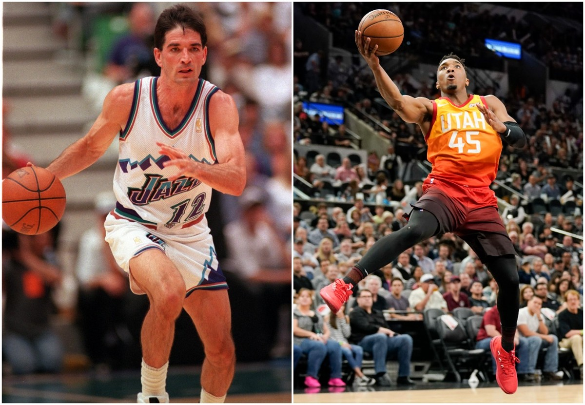 0f4d705660b4a4 Morning links  John Stockton defended  Donovan Mitchell dissed ...
