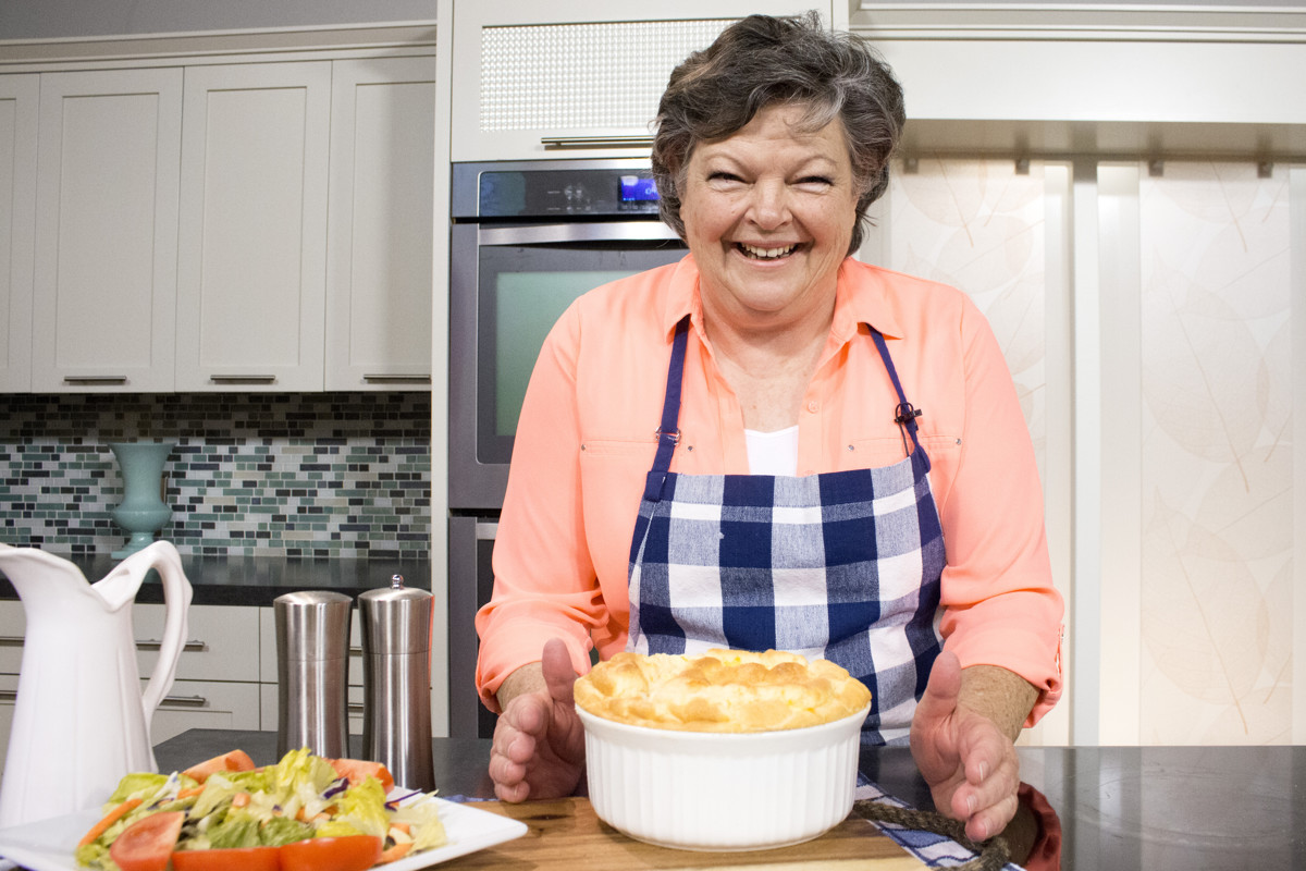 For her final cooking show, KSL's Becky Low ends 24-year run with a