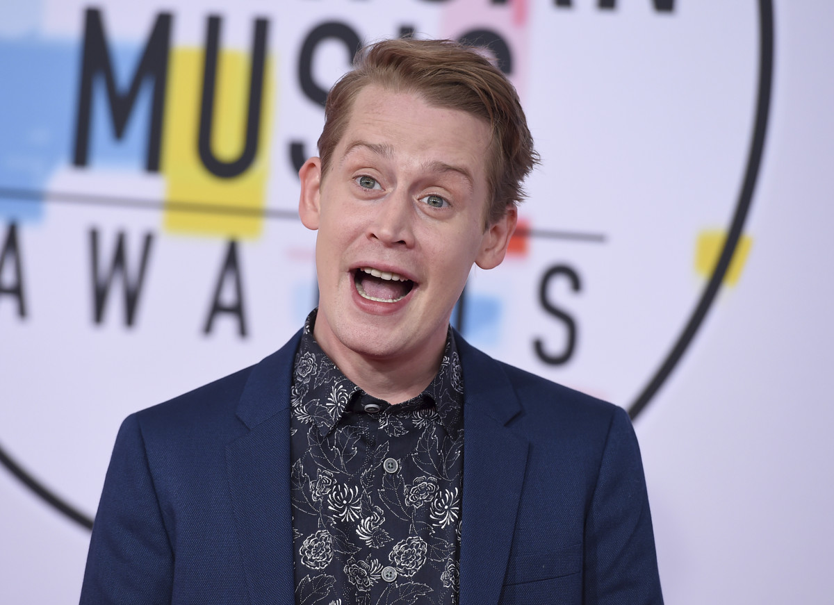 The Results Are In Macaulay Culkin Reveals His New Legal Name For
