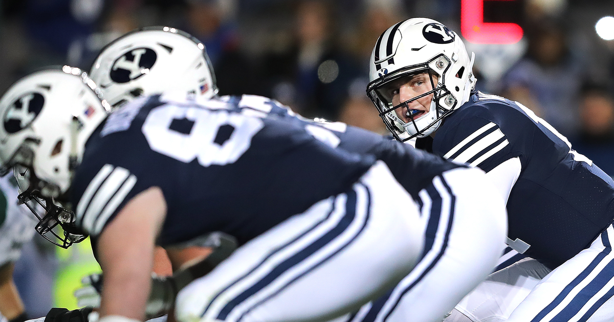 Doug Robinson: How has a mid-season QB switch worked out for BYU in the past? He...