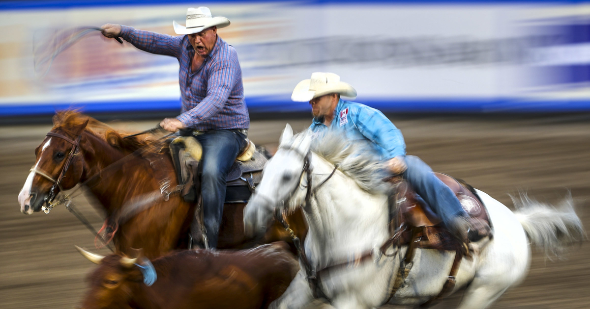 Days Of 47 Rodeo Set For Five Night Run At Utah State