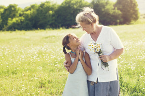 Dear Grandparent, You are Irreplaceable