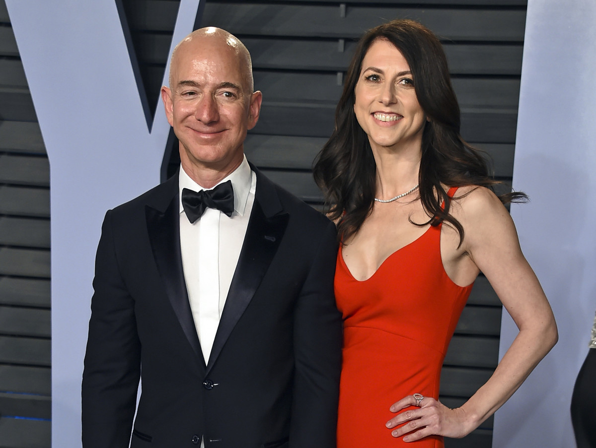 Image result for Mackenzie Bezos images