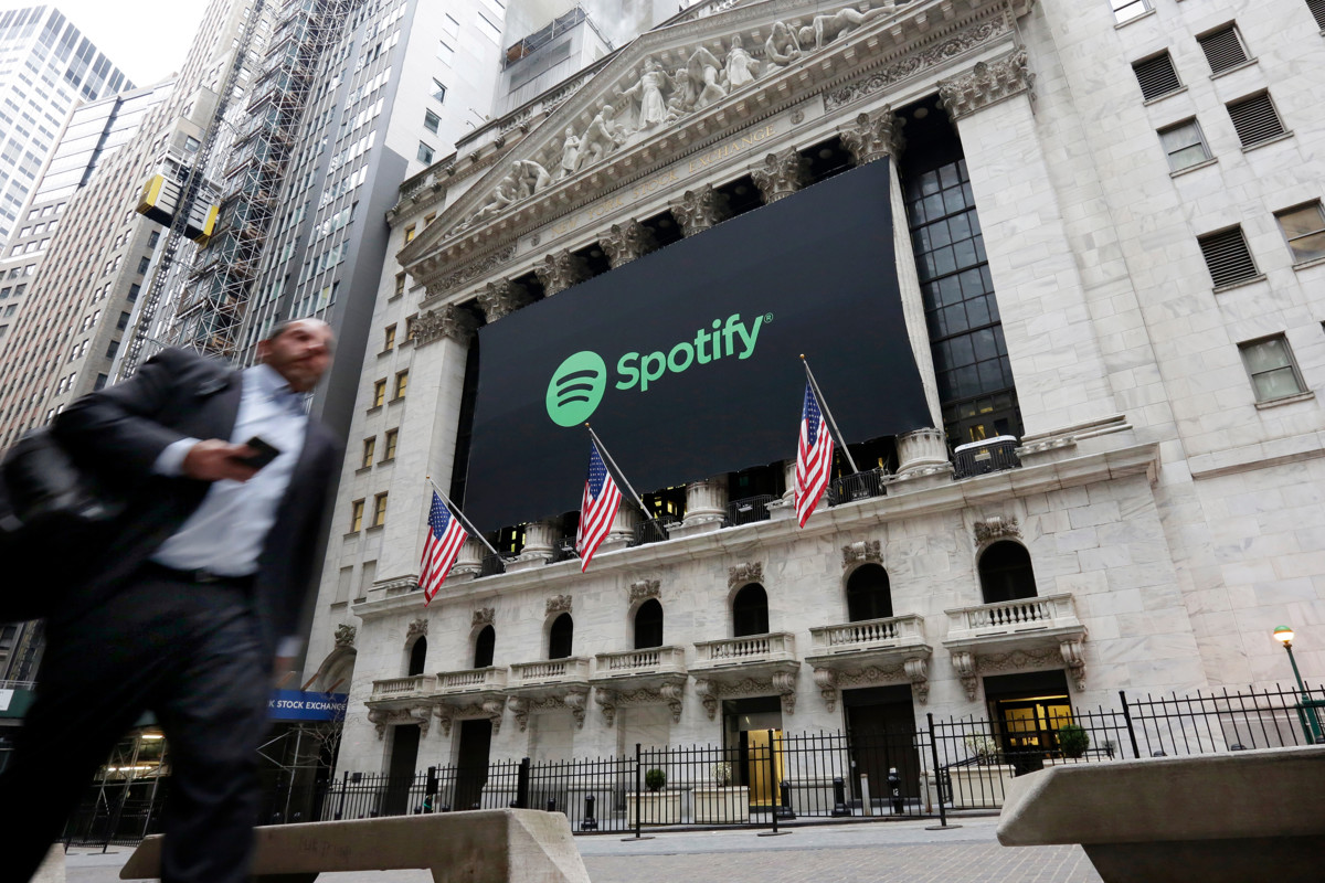 Spotify is testing out an explicit content filter for families