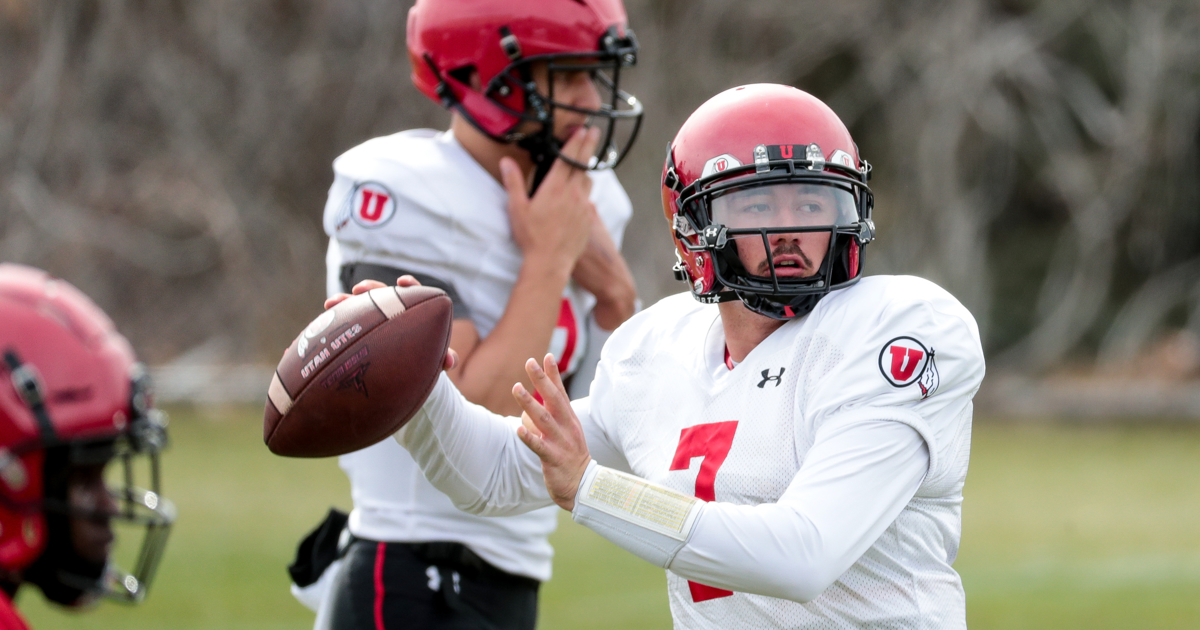 Utah QB Cameron Rising's petition to play in 2019 denied by NCAA; Derrick Vickers granted extra year of eligibility