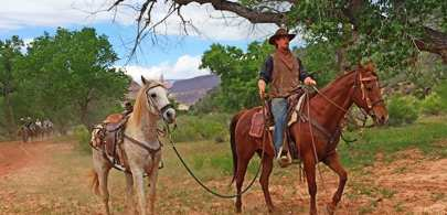 Zion Canyon Trail Rides at Jacobs Ranch