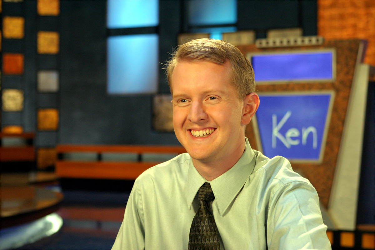 Ken Jennings returns to 'Jeopardy!' and dominates in 'All ...