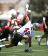 eaf623bcc Former BYU linebacker Fred Warner signs four-year rookie contract ...