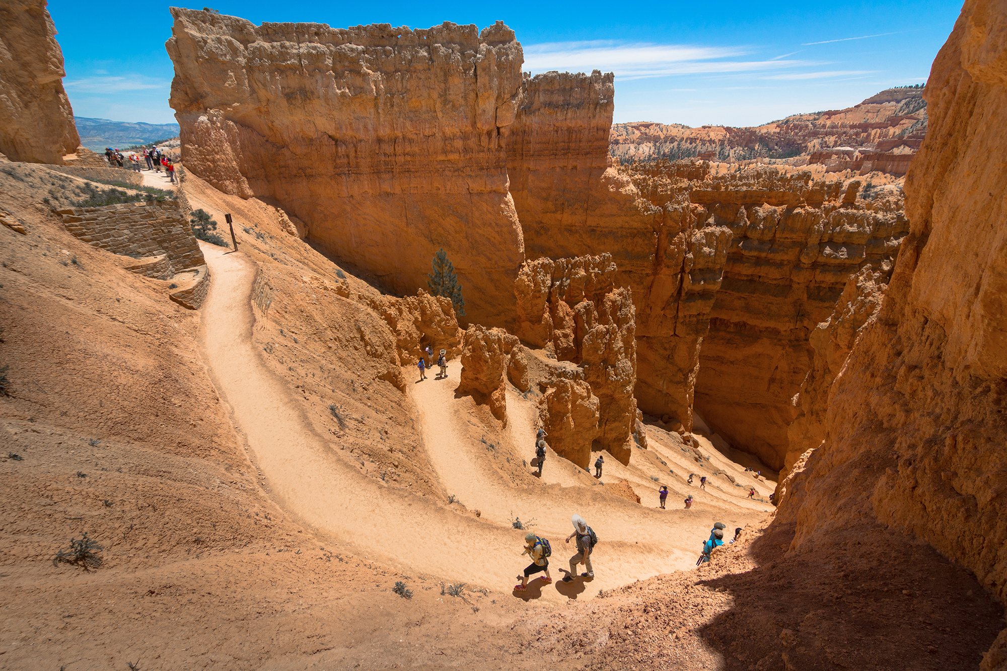 Bryce Canyon Hiking Trails Utahcom