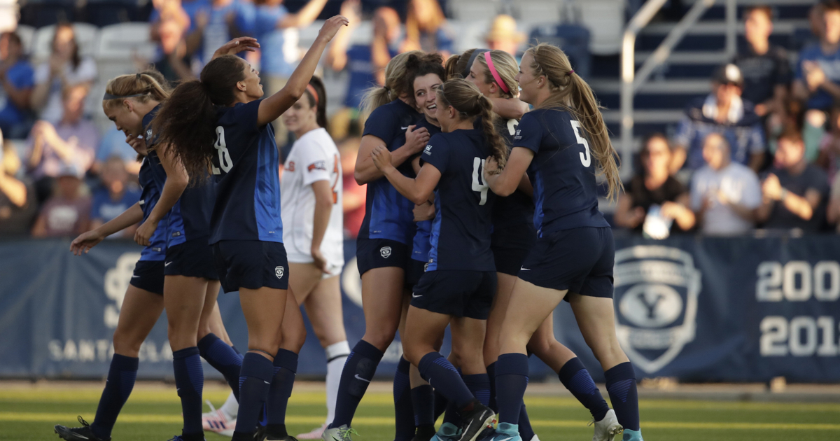 BYU soccer: Team effort gives BYU a 10-0 victory over Idaho State