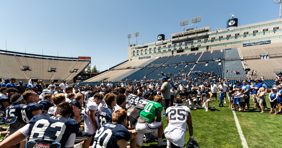 Rock On: BYU scores fairly high on 'sexy' poll — this is not a...